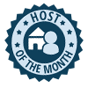 Host of the month